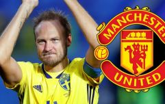 Man United preparing shock move for Swedish World Cup star Andreas Granqvist