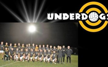 Final Underdogs squad confirmed and two counties feature strongly