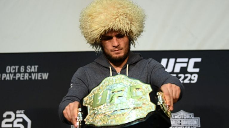 UFC pound for pound great admits challenge of fighting Khabib excites him