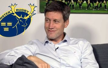 Ronan O'Gara speaks superbly about what makes Munster great, and his possible return