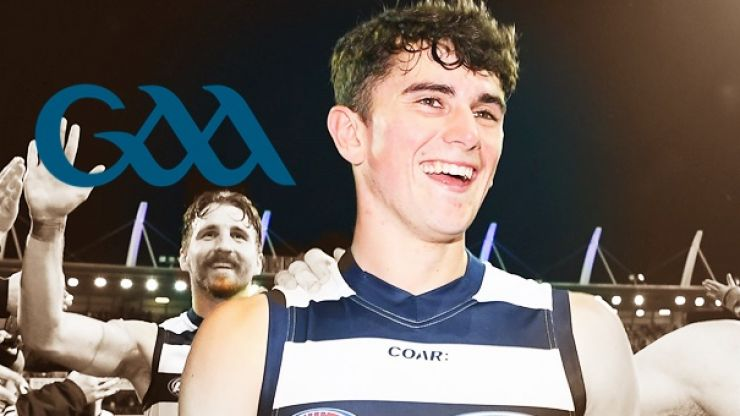 AFL star gets rap on knuckles for playing game of Gaelic football