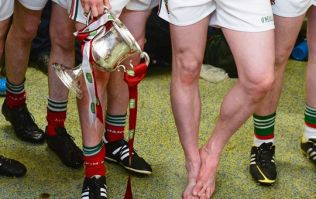 The one senior club in Ireland who are still in county football and hurling championships