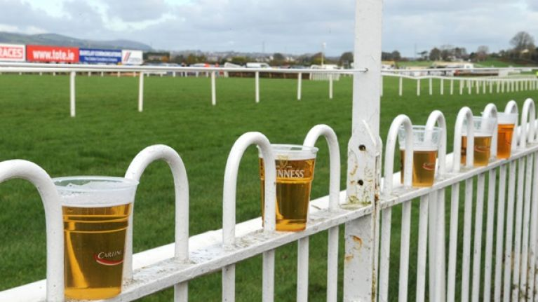 Fears for future of iconic Irish race track after afternoon's developments