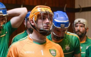 Only three survivors from last year's Ireland hurling-shinty international squad as 13 counties represented.