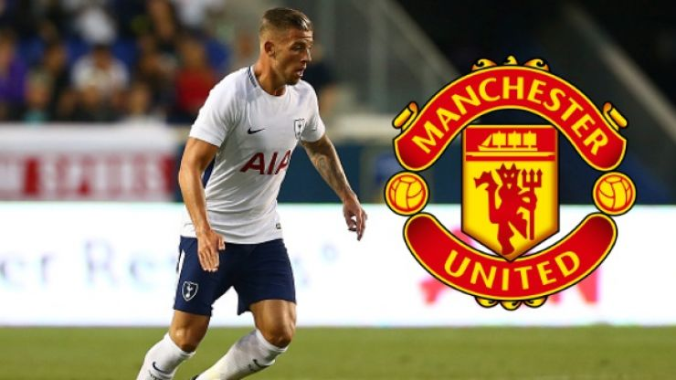 Manchester United could face stiff competition to sign Toby Alderweireld