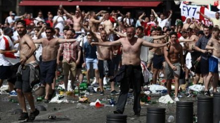FA frustrated by inability to crack down on England fans' behaviour