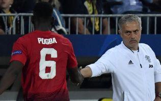 Man United midfielder reveals reason behind Pogba and Mourinho training ground argument