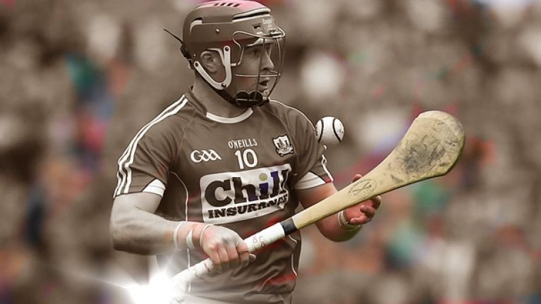 The change Daniel Kearney made to his hurley that lengthened his puck and improved his shooting