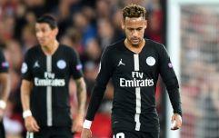 "Neymar ""has an understanding"" to leave PSG next season"
