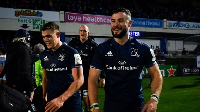 'I think this Leinster team are better than the back-to-back champion teams'