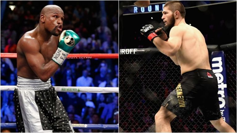 Khabib will be delighted with Bisping prediction for Mayweather boxing match