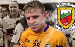 Podge Collins makes the Mayo footballers feel a bit better about themselves