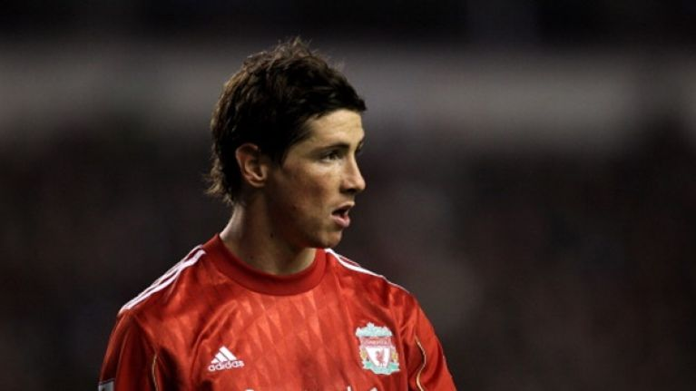 Liverpool players were 'astonished' that Chelsea paid a record fee for Fernando Torres