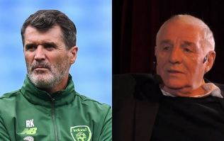 Eamon Dunphy explains exactly why he fell out with Roy Keane