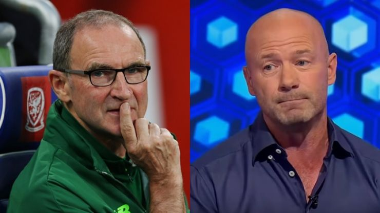 Martin O'Neill hits back at Alan Shearer over Cyrus Christie criticism