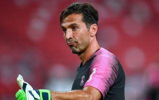 Gianluigi Buffon has named the top three stadiums he has played in