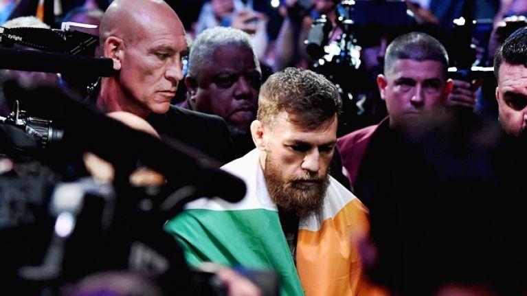 Conor McGregor's nutritionist reveals the ideal diet