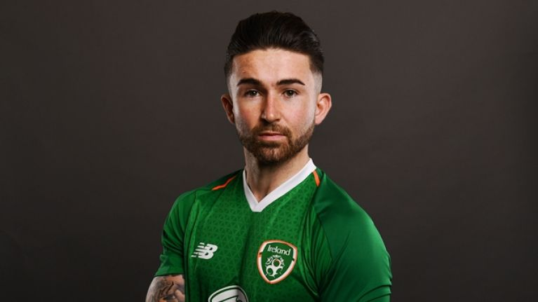 """""""I feel that I'm mentally strong"""" - Sean Maguire ready to put injuries behind him to take Ireland chance"""
