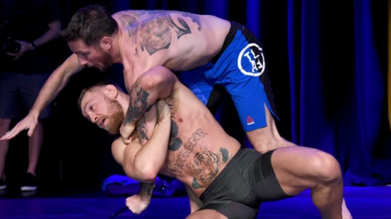 John Kavanagh reveals McGregor drafted in Olympic gold medallist for Khabib fight