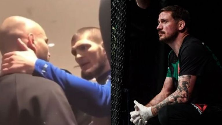 Khabib's controversial manager takes aim at John Kavanagh and Artem Lobov