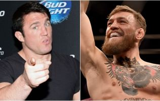 Chael Sonnen has pointed response to those claiming McGregor threw the first punch