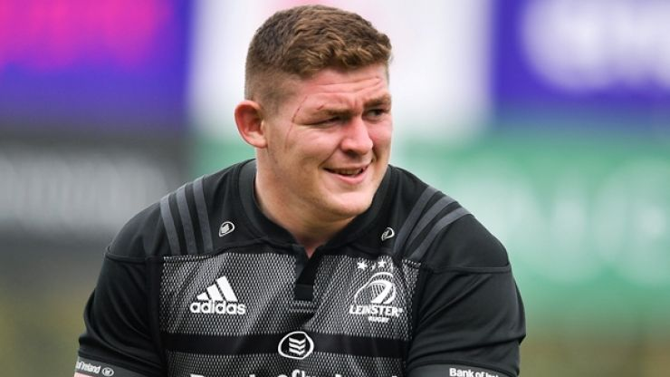 Tadhg Furlong certainly backed up his pre-match comments last night