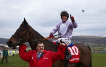 From Grand National winner to Showjumping champion, Paul Carberry is some horseman