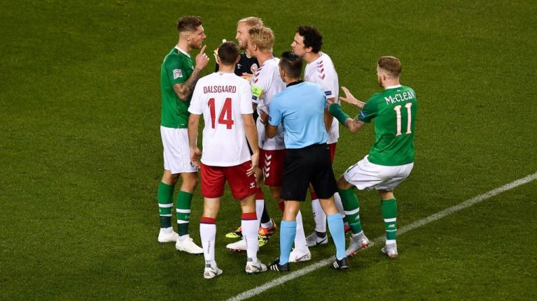 Ireland were drab, inept and without ambition, but this is as good as it gets right now