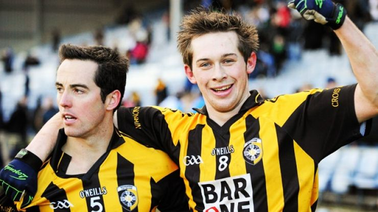 Crossmaglen are back and they won't be going away any time soon
