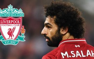 Mo Salah reaches 50 in red but Pool fans all talking about Fabinho