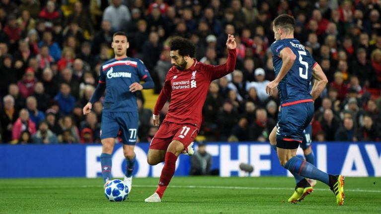 The Football Spin on Salah's return, Fabinho's arrival and the unbearable pity of Manchester United