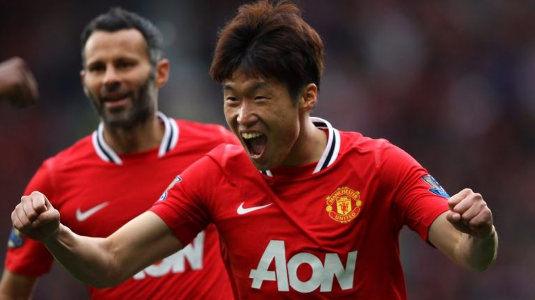 e930f7c4f Manchester United announce Park Ji-sung has returned to the club ...