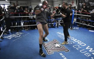 Tyson Fury used a very unconventional method to decide new trainer