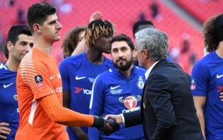 Thibaut Courtois reportedly dreading the prospect of Real Madrid appointing José Mourinho