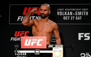Artem Lobov makes great gesture to Michael Johnson after missing weight