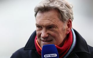 Glenn Hoddle rushed to hospital after collapsing at BT Sport studio