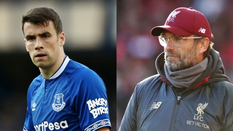 Jurgen Klopp and Seamus Coleman make donations to Sean Cox's GoFundMe page