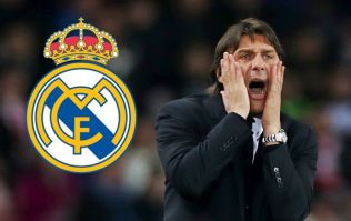 One Real Madrid player is completely against Antonio Conte becoming manager