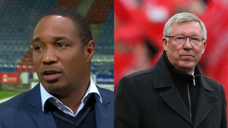 """""""They accepted a bid behind my back"""" - Paul Ince claims he was forced out of Man United"""