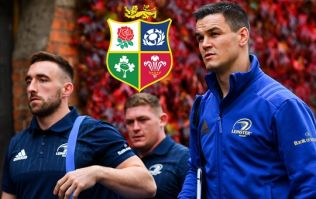English rugby stars select 'Lions' XV to defeat Leinster
