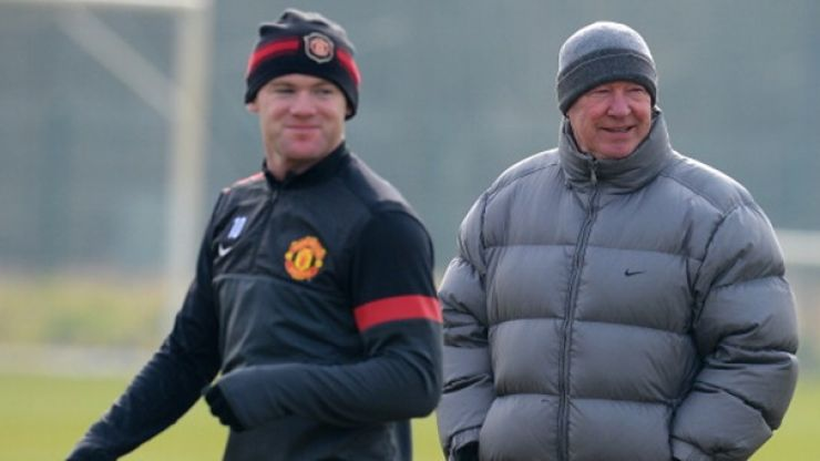 Wayne Rooney dismisses attack notion about Sir Alex Ferguson's teams