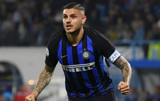 Mauro Icardi wins the Milan derby for Inter with last-gasp winner