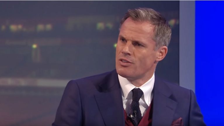 Jamie Carragher pinpoints the one area where Juventus can exploit United