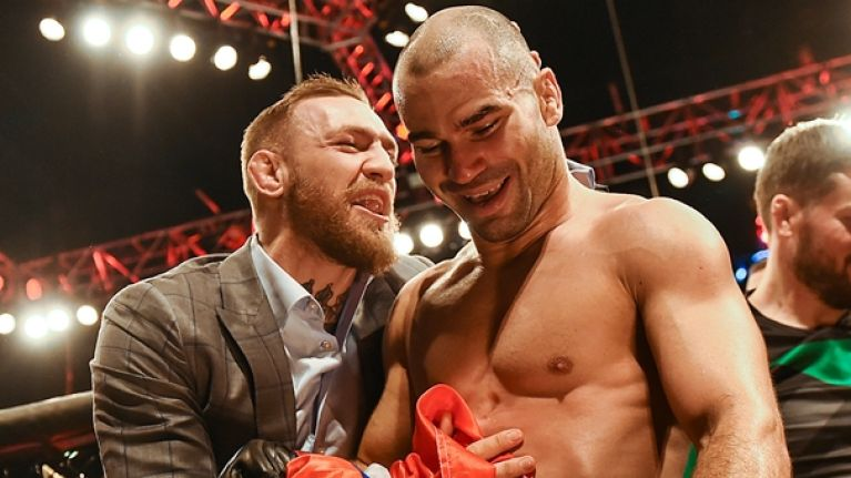 Artem Lobov on the message McGregor sent him after Khabib confrontation