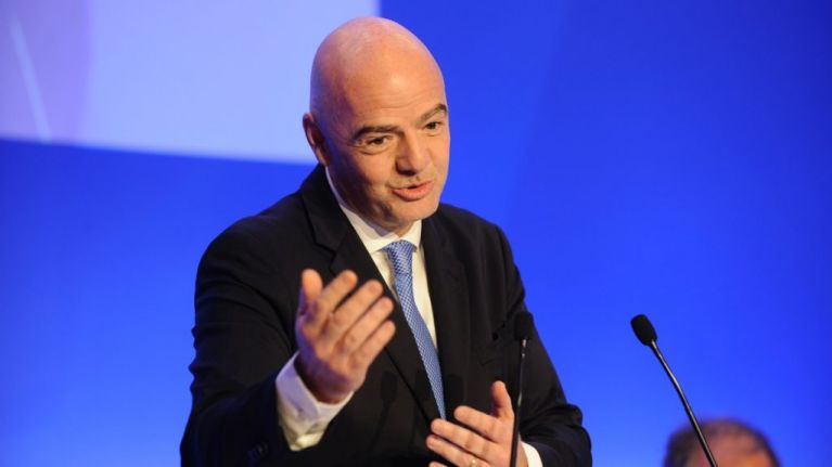 Fifa president submits plans for revamped annual Club World Cup