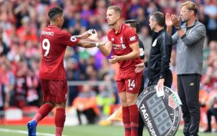 Jordan Henderson suffers injury setback ahead of Champions League tie