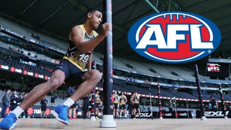 Geelong's welcome video for Kerry star shows how much attention the AFL is paying