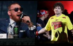Ben Askren has a plan to get Conor McGregor his belt back