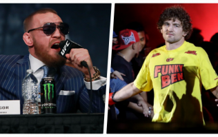 Ben Askren has a plan to get Conor McGregor his belt back