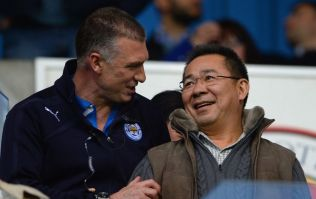 Nigel Pearson writes personal letter in tribute to Vichai Srivaddhanaprabha